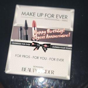 2/$25 or 3/$30 Makeup Forever Set